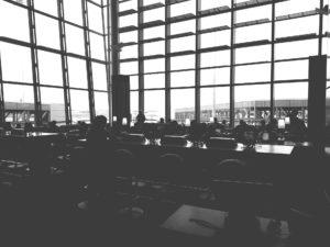 Team Vikasha Consulting at Pearson Airport
