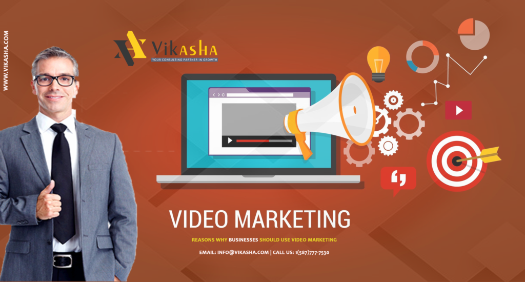 Reasons Why Businesses Should Use Video Marketing